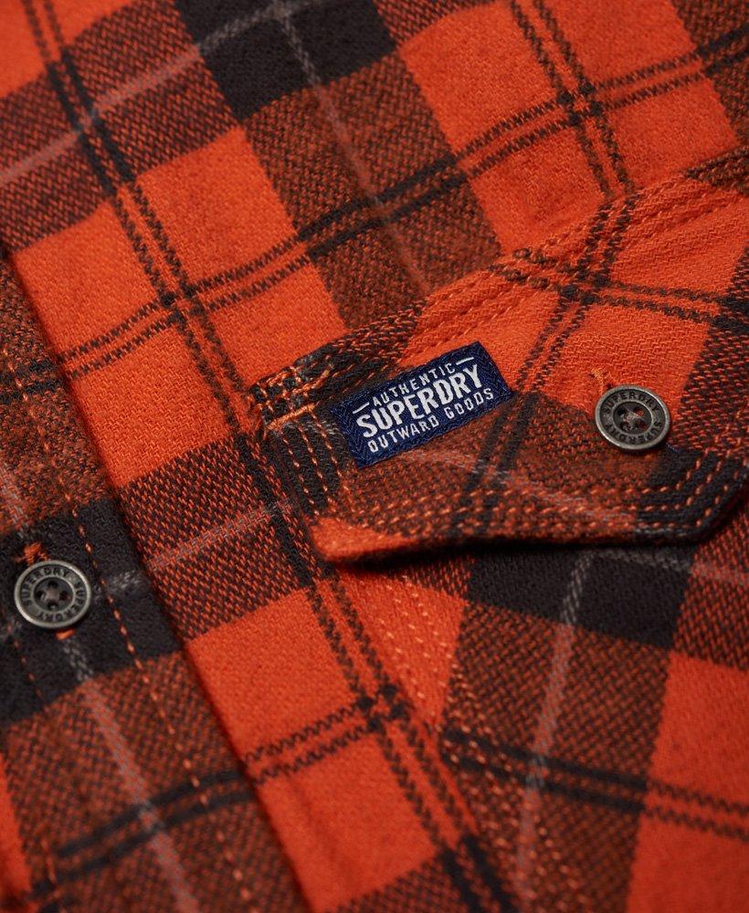 697142867f Superdry Rookie Ridge Shirt thumbnail 6