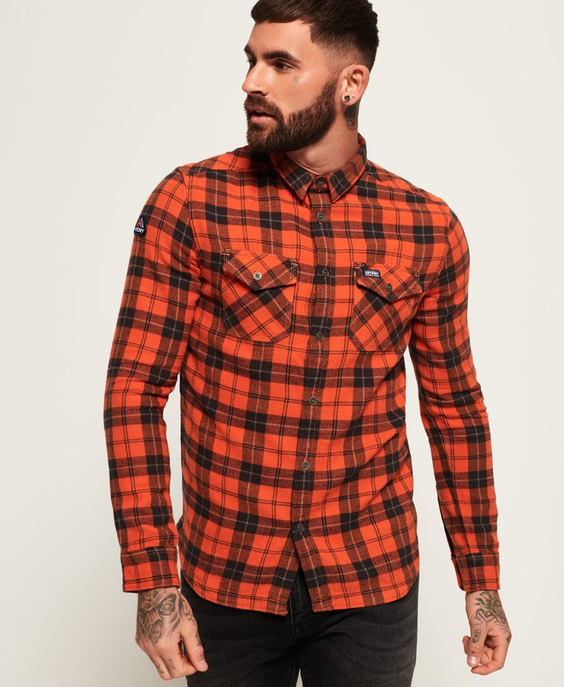 Superdry Rookie Ridge Shirt
