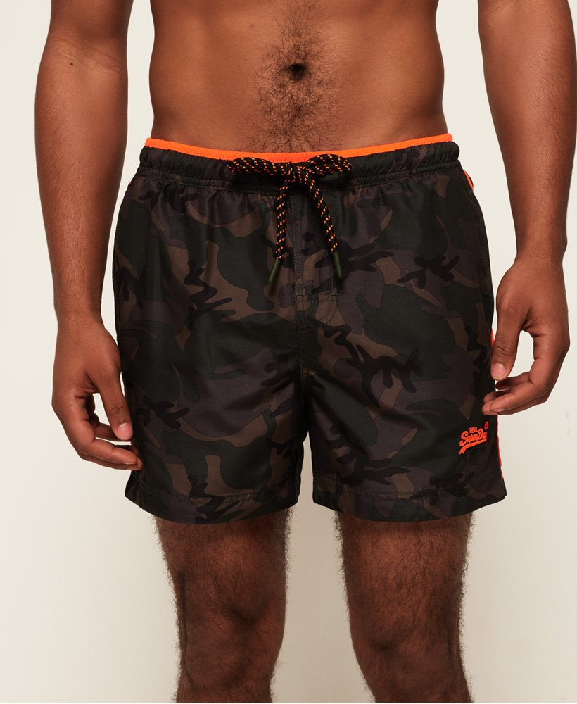 Superdry Beach Volley badeshorts