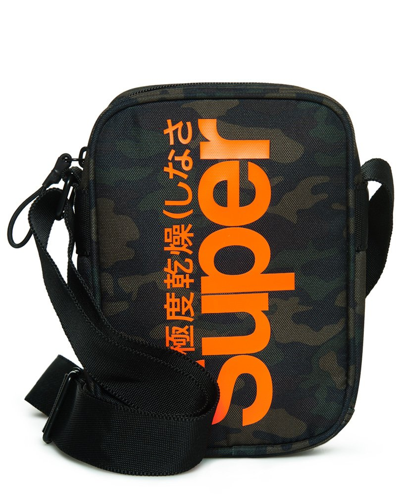 Superdry Hamilton Pouch Bag thumbnail 1
