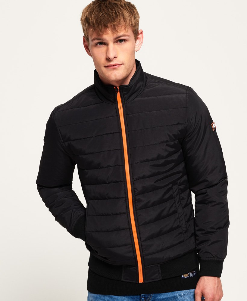 Superdry International Quilted Jacket thumbnail 1