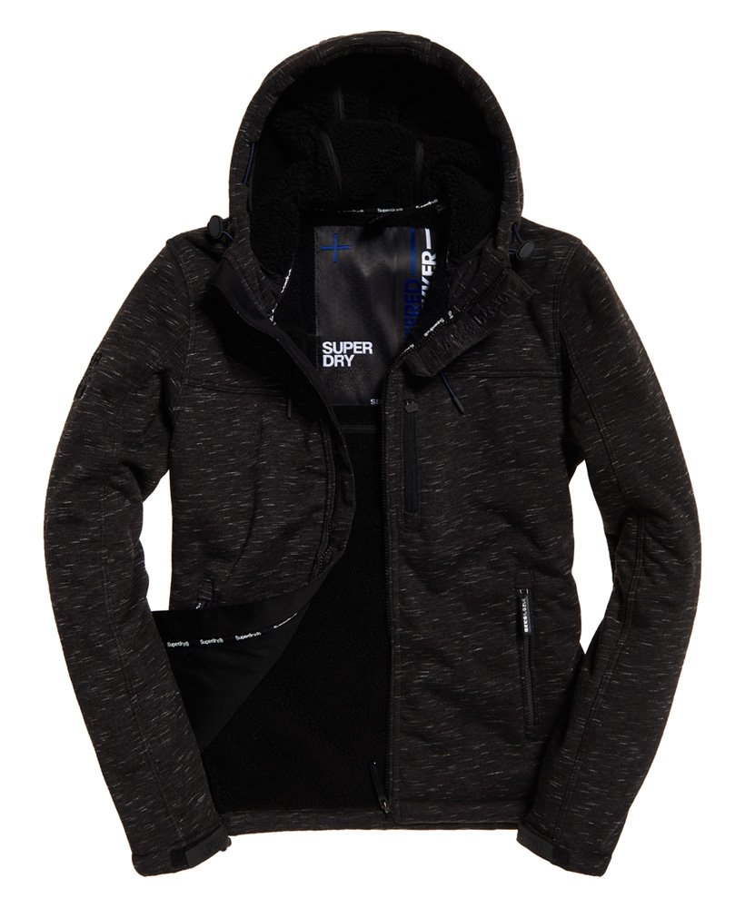 Superdry Hooded Winter SD- Windtrekker Jacket thumbnail 1