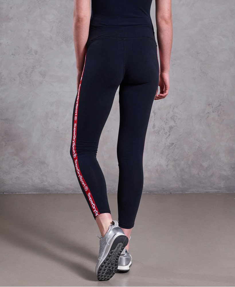 Superdry Legging Dry Athletics Sport Femme Pantalons