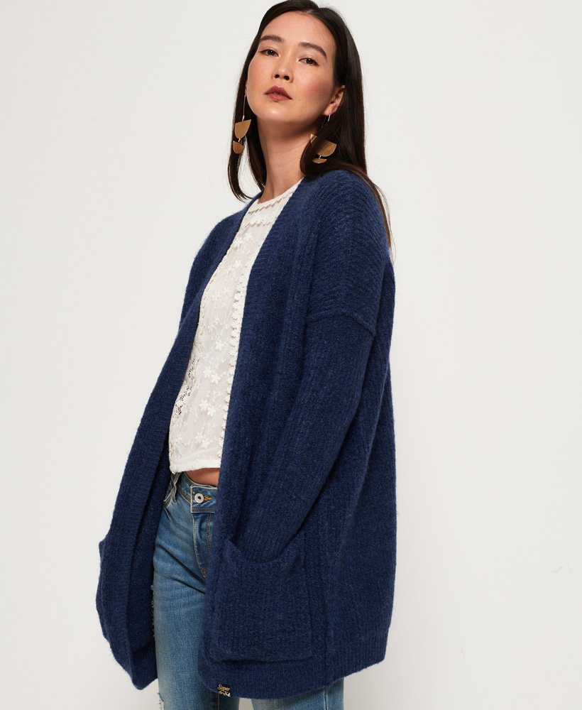 Superdry Cardigan a coste Eastern