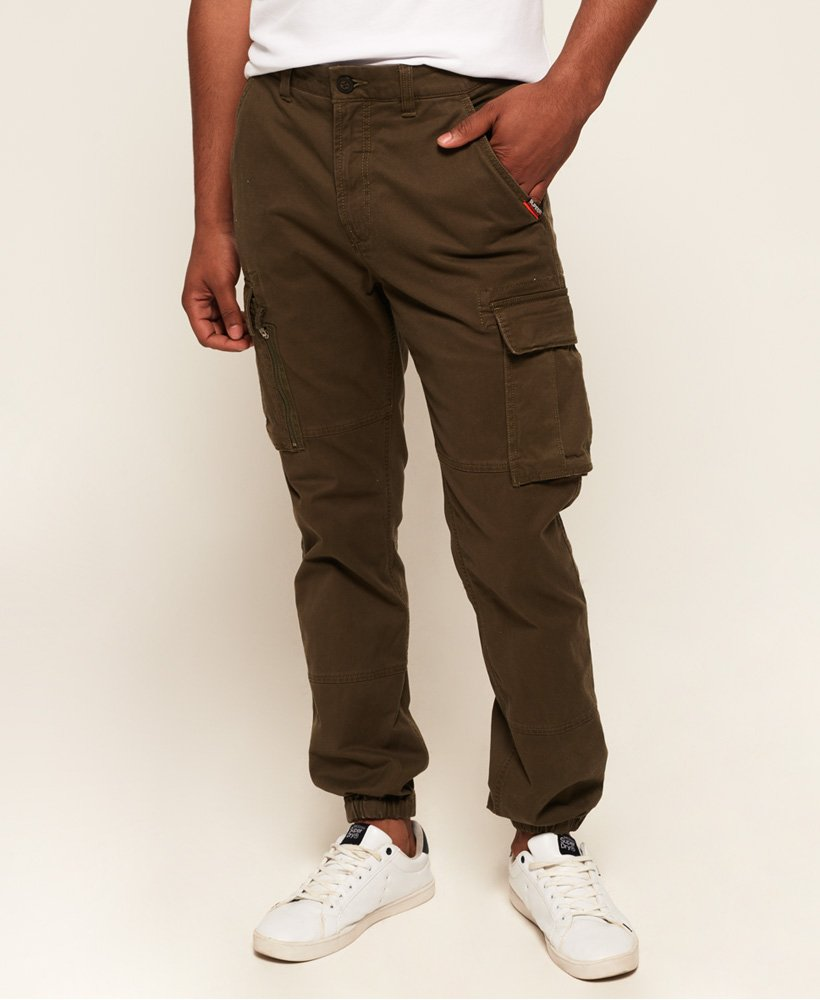 Superdry International Recruit Flight Grip Cargohose thumbnail 1