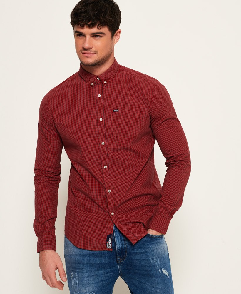 Superdry Chemise Oxford Ultimate University