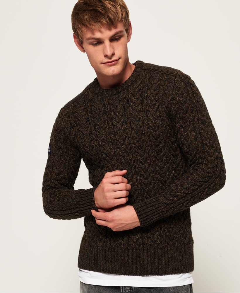 Superdry Jacob Crew Jumper thumbnail 1