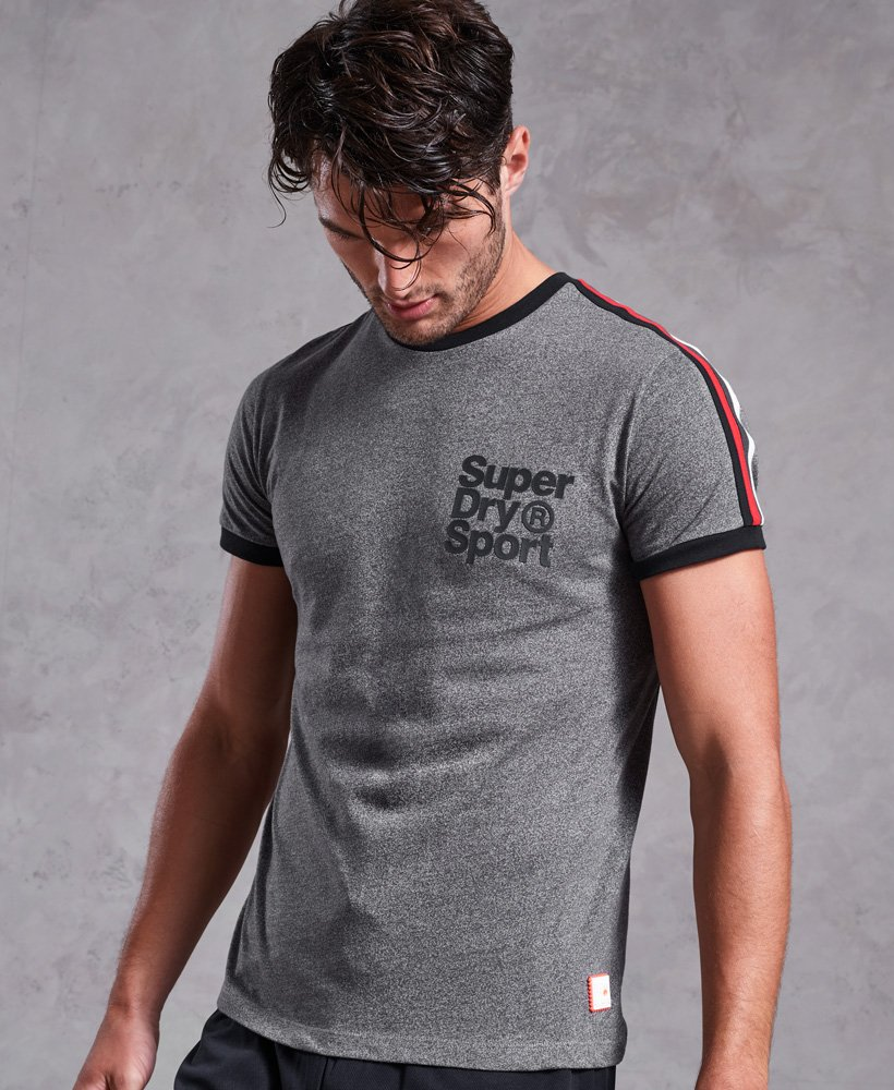Superdry Classics Tokyo ringer T shirt Herrer T shirts