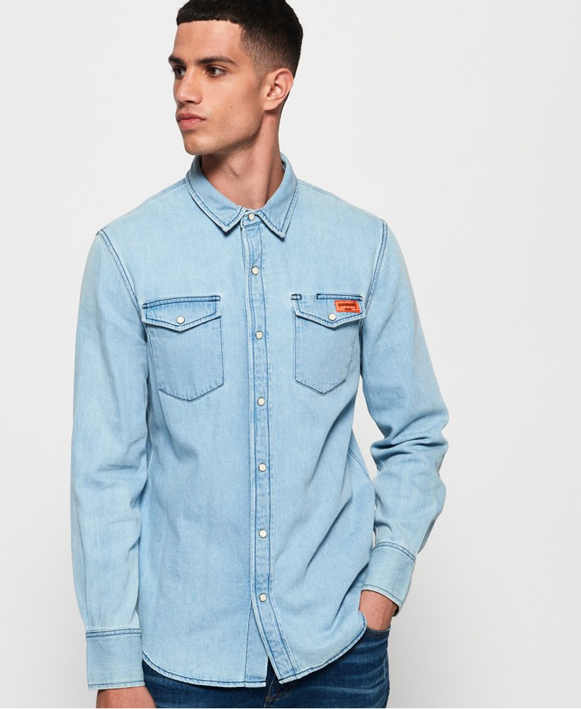 Superdry Resurrection Shirt thumbnail 1