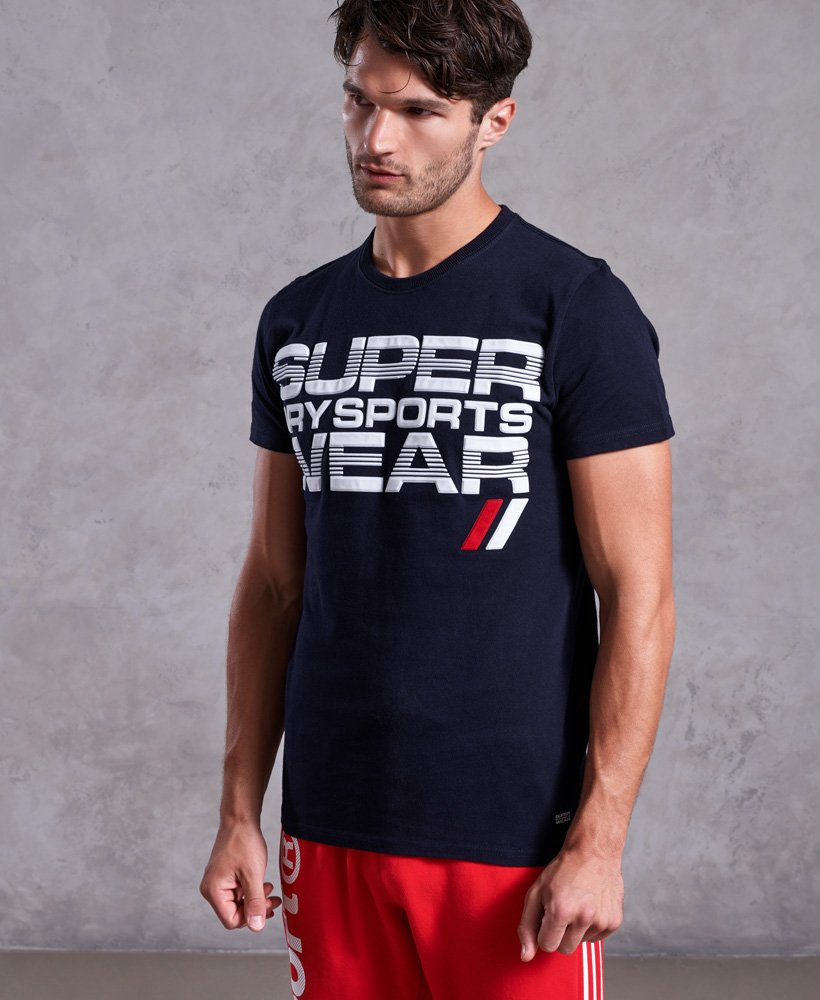 Superdry Sportswear Speed T-Shirt thumbnail 1
