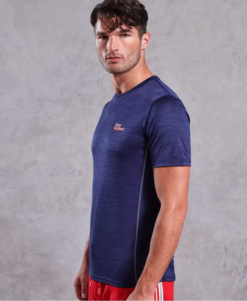 Superdry Active Training Short Sleeve T-Shirt thumbnail 1