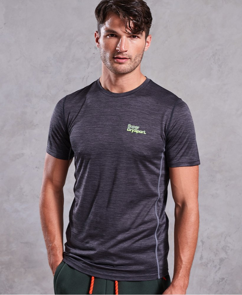 Superdry T-shirt a maniche corte Active Training thumbnail 1