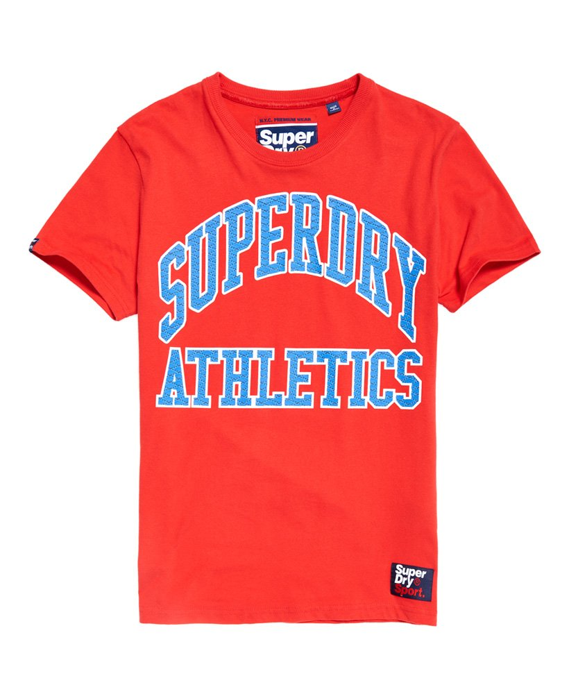 Superdry Team Tigers Podium T-Shirt