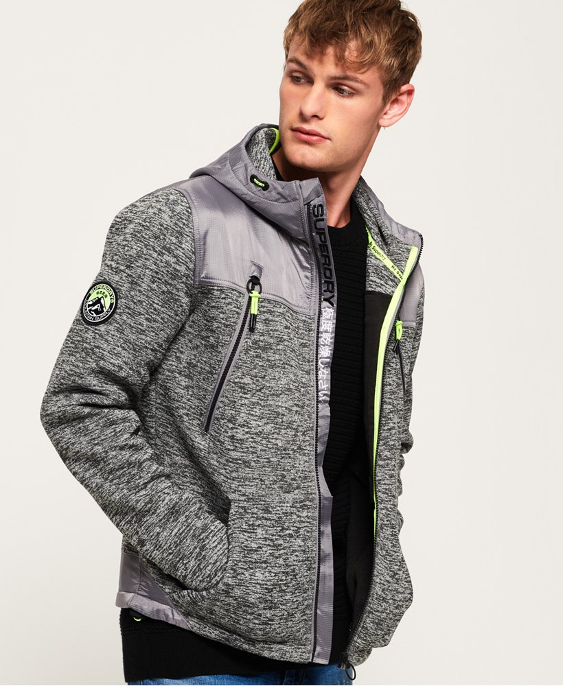 Superdry Mountain Zip Hoodie thumbnail 1