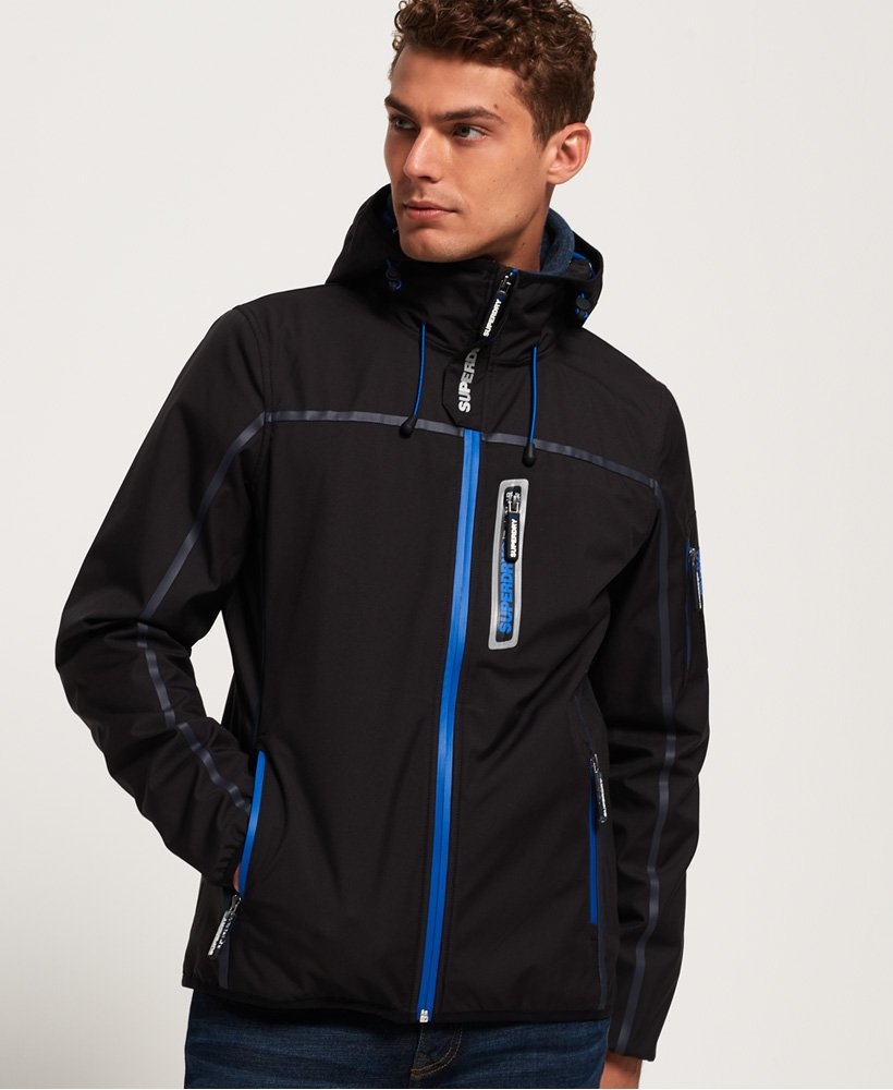 Superdry Sport Tracker Jacket thumbnail 1