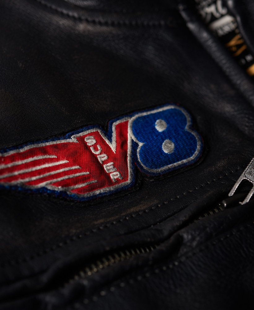 Superdry Endurance Road Trip Leather