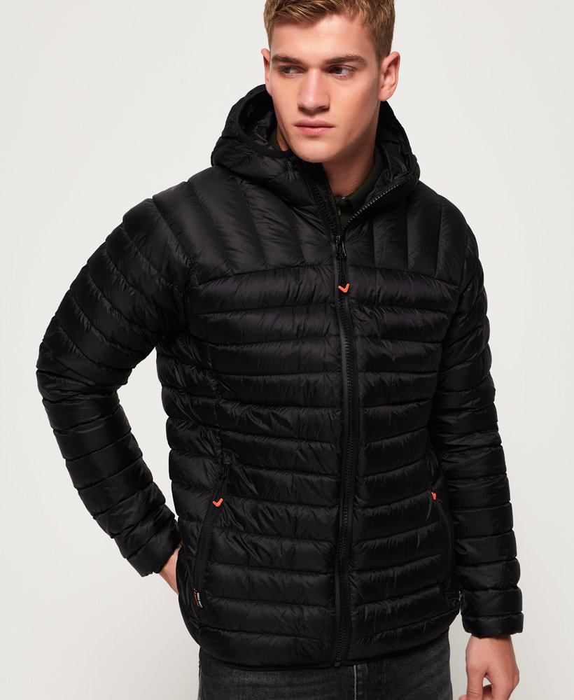 Superdry Core Down Hooded Jacket thumbnail 1