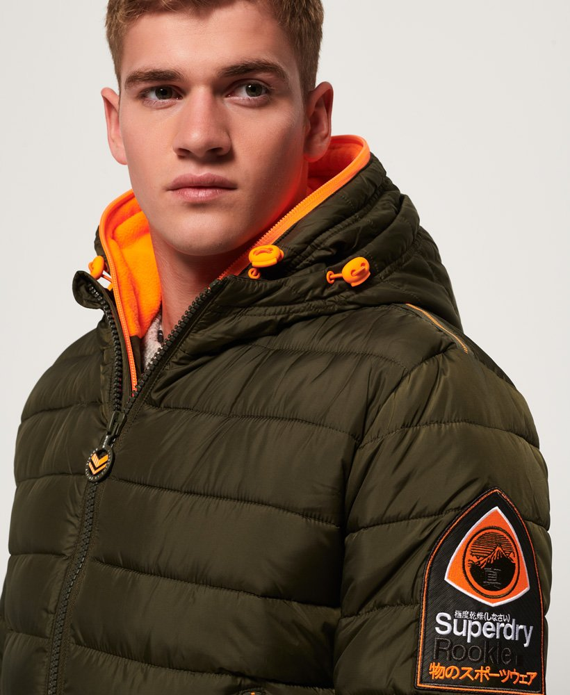 Superdry Rookie Alpine Jacket thumbnail 1