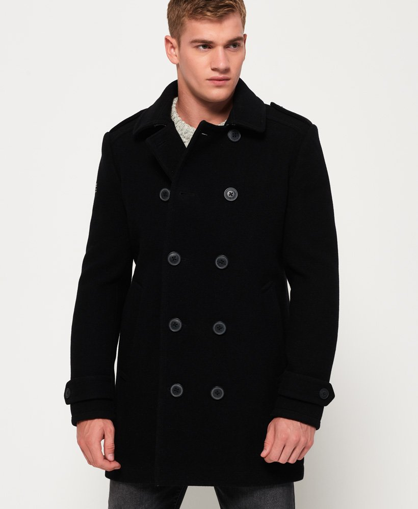 Superdry Bridge Coat thumbnail 1