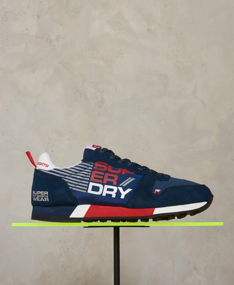 Superdry Street Sport Low Trainers thumbnail 1