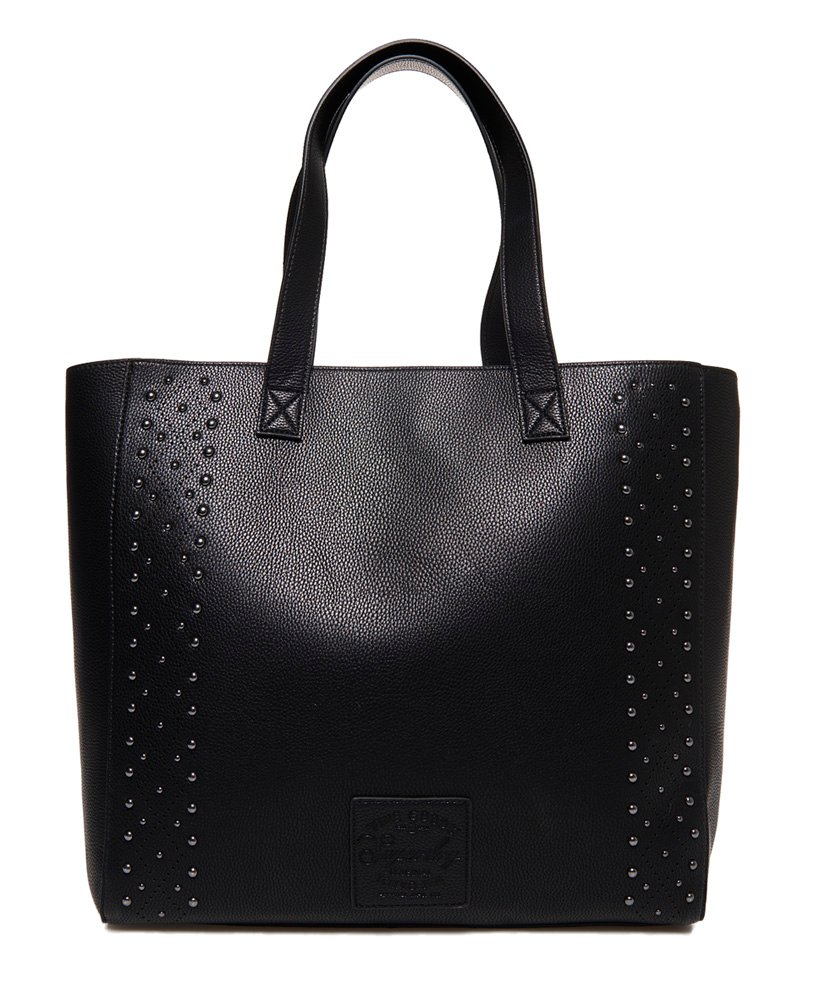 Superdry Elaina Studded Tote Bag thumbnail 1