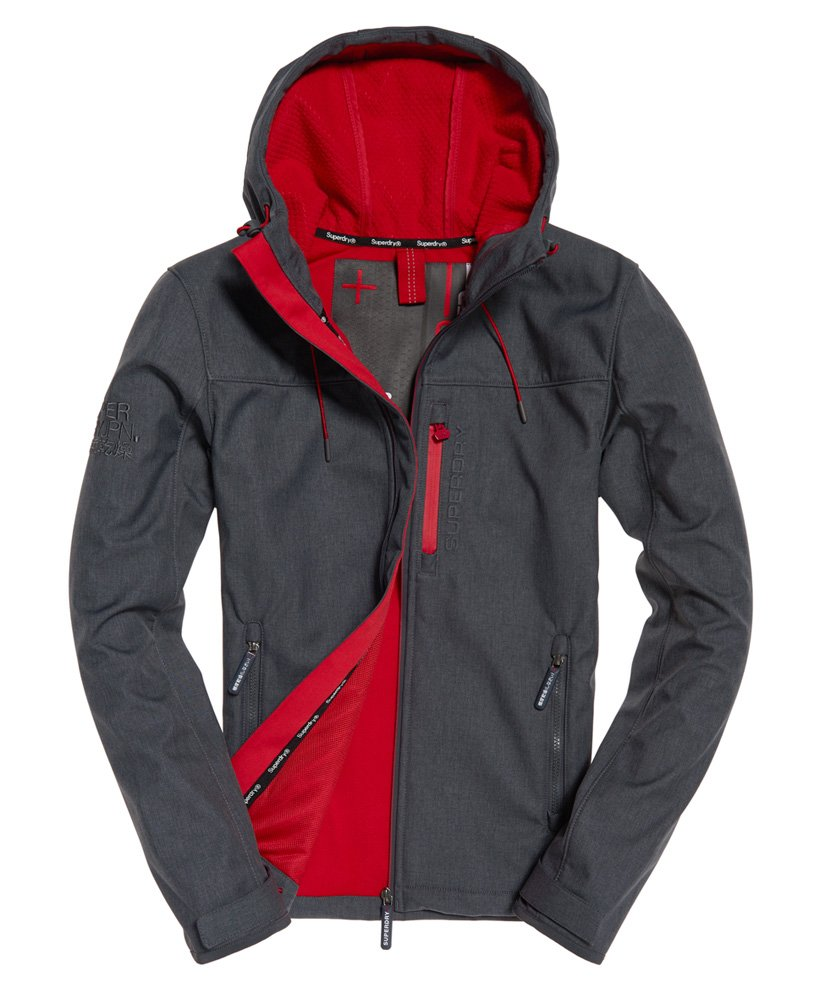 Superdry Hooded SD-Windtrekker Jacket thumbnail 1