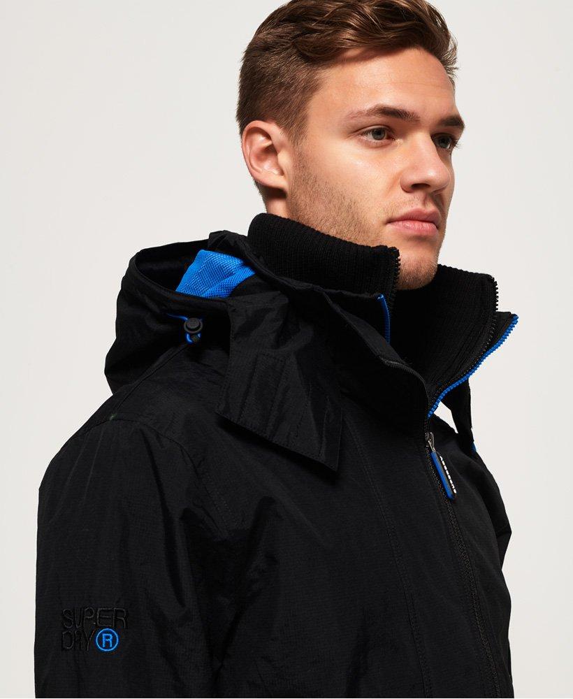 Superdry Technical Pop Zip Hooded SD-Windcheater Jacket thumbnail 1