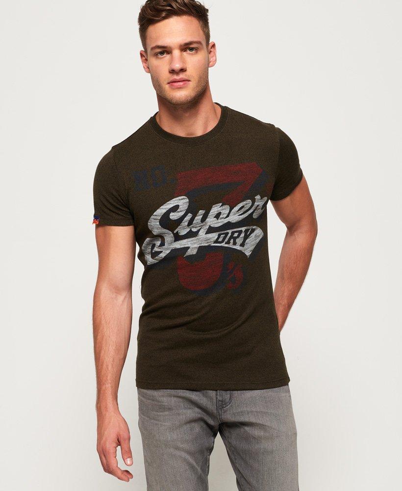 Superdry Super 7 Tri T-Shirt thumbnail 1