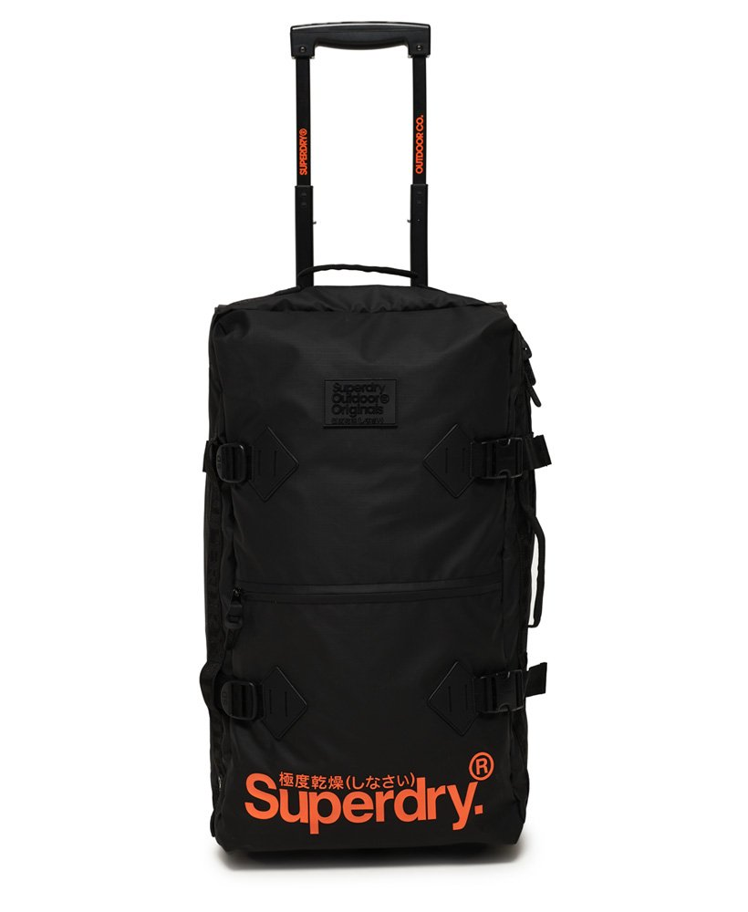 Superdry Travel Range Large Check In Suitcase