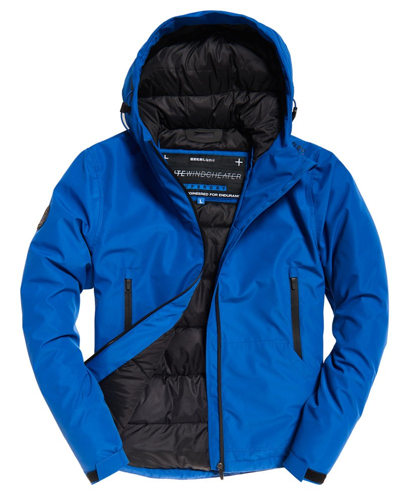 Superdry Gewatteerde Elite SD-Windcheater jas