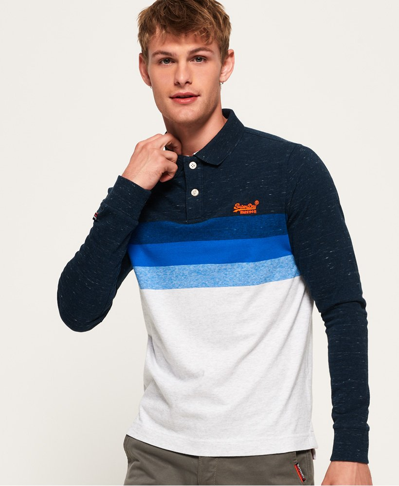 Superdry Classic Long Beach Polo Shirt