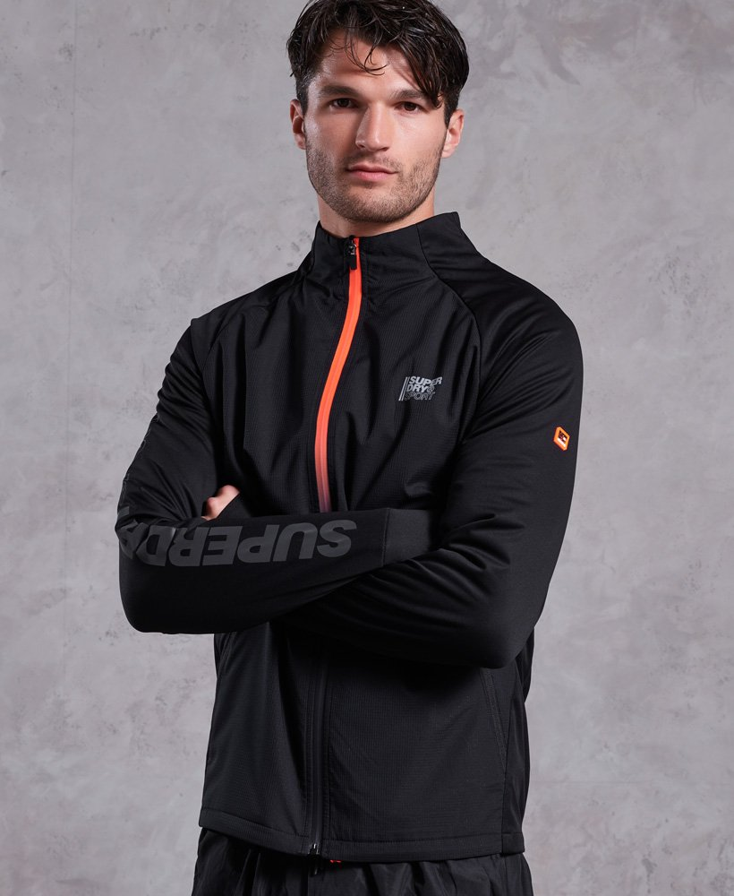 Superdry Winter Training Track Top thumbnail 1