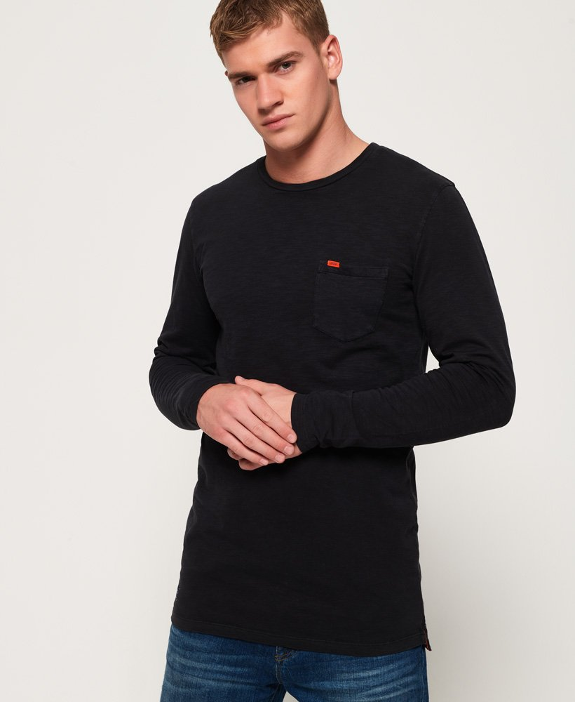 Superdry Dry Originals Longline T-Shirt thumbnail 1