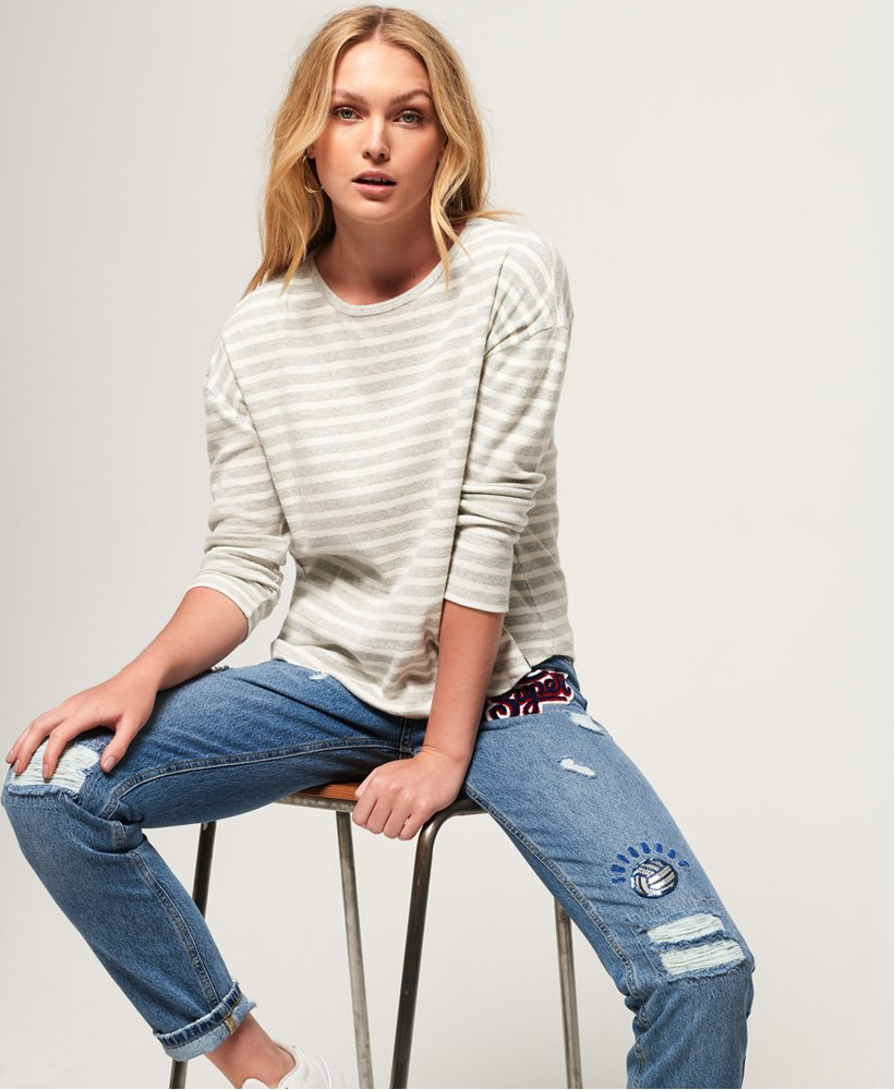 Superdry Brooke Soft Slouch Top thumbnail 1