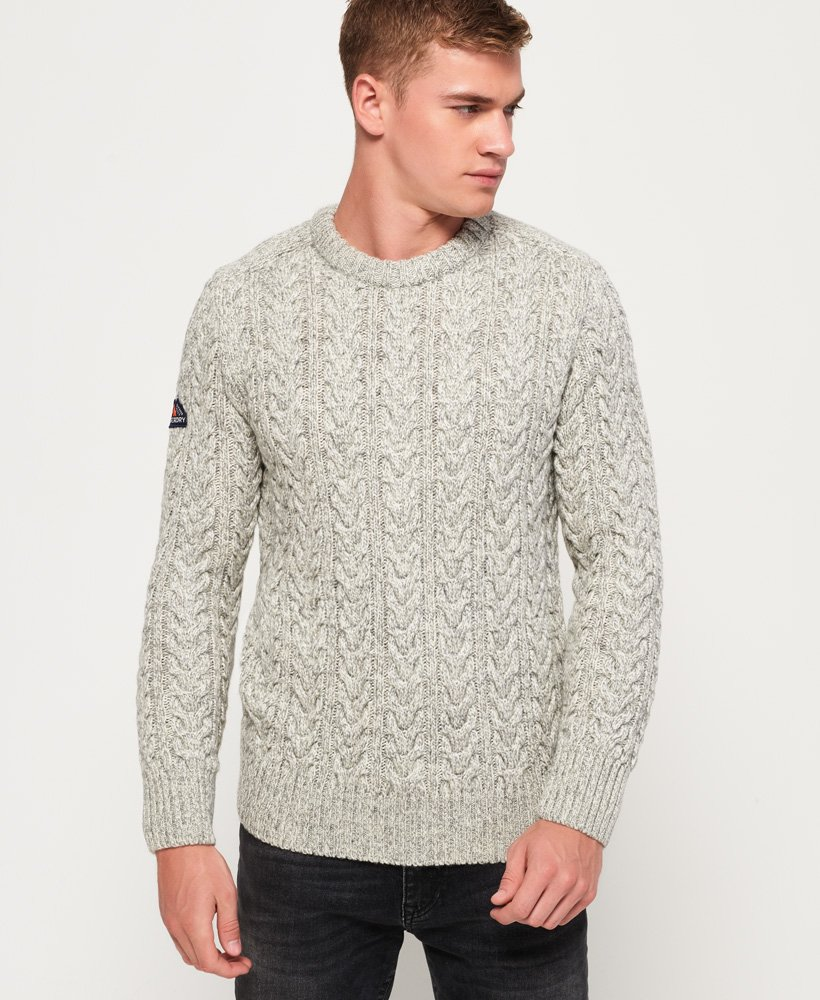 Superdry Jacob Crew Jumper