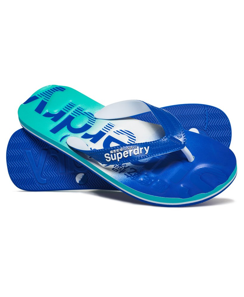 Superdry Faded Base-teenslippers