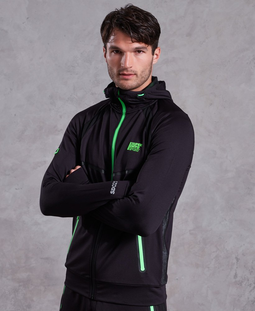 Superdry Training Kapuzenjacke thumbnail 1
