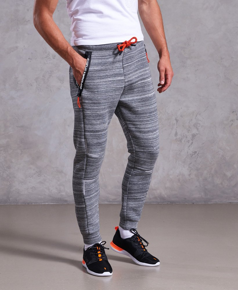 Superdry Gym Tech Stretch -collegehousut