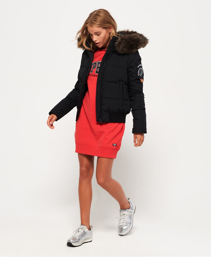 Superdry Bomber Everest Ella thumbnail 1