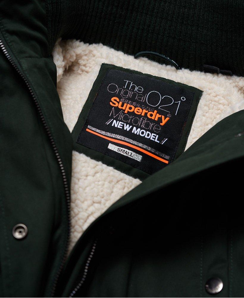 Superdry Model Microfibre jas Jacks en jassen voor Dames