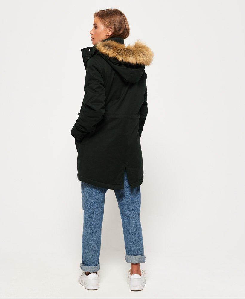 Superdry Model jakke i microfibre Damer Jakker & Frakker