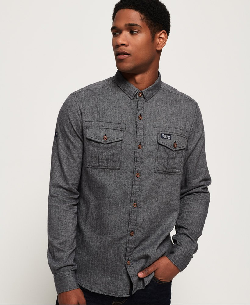 Superdry Fjordmans Work Shirt