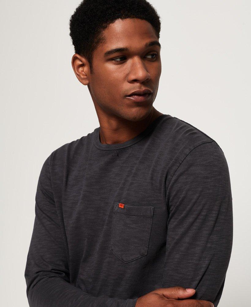 Superdry Lang Dry Originals T shirt Herrer T shirts