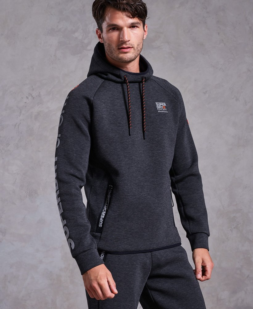 Superdry Gym Tech Stretch Hoodie thumbnail 1