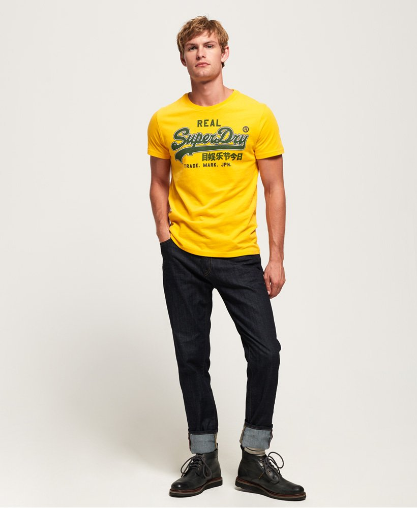 Superdry Vintage Logo T shirt Herrer T shirts