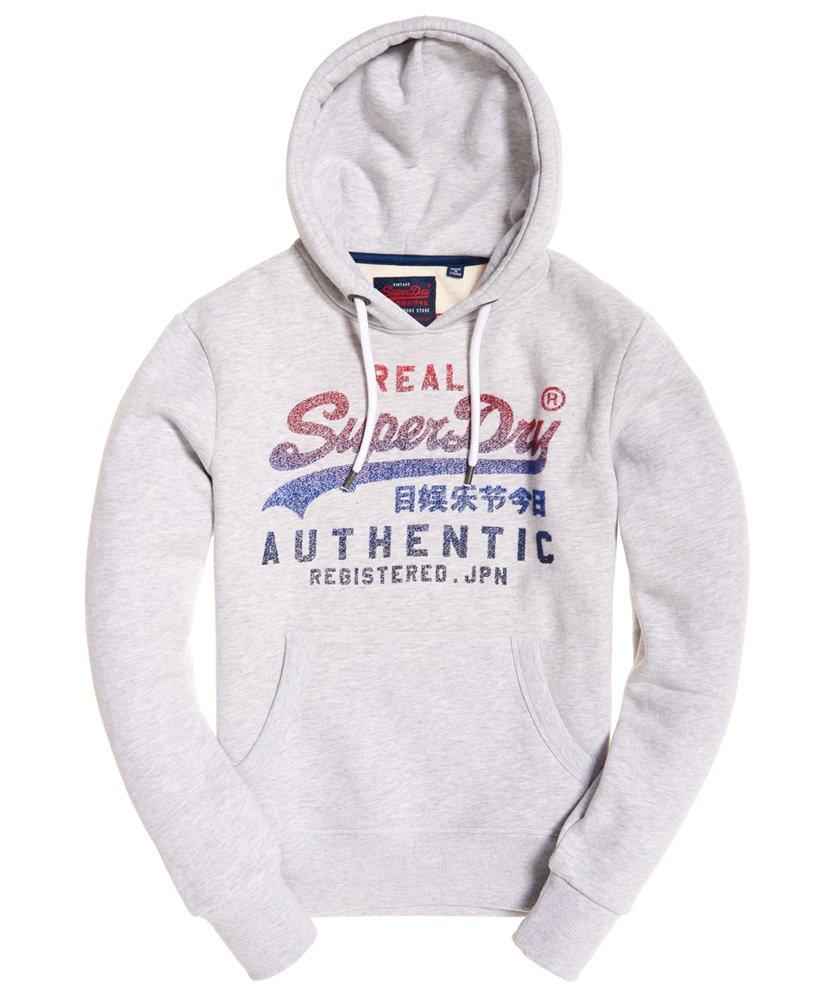 Superdry Herren Vintage Authentic Hoodie