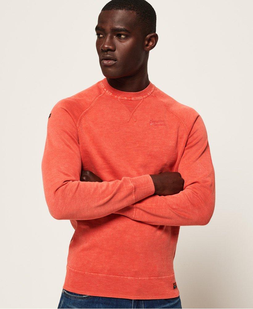Superdry Maglione girocollo Garment Dye L.A. thumbnail 1