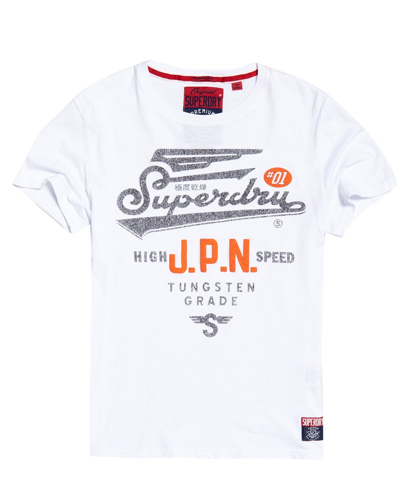 Superdry High Speed Heritage Classic Lite T-Shirt