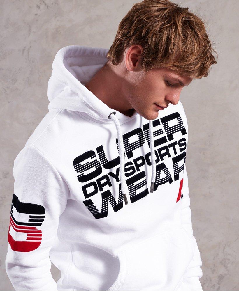 Superdry Sportwear Speed Hoodie Herren Hoodies