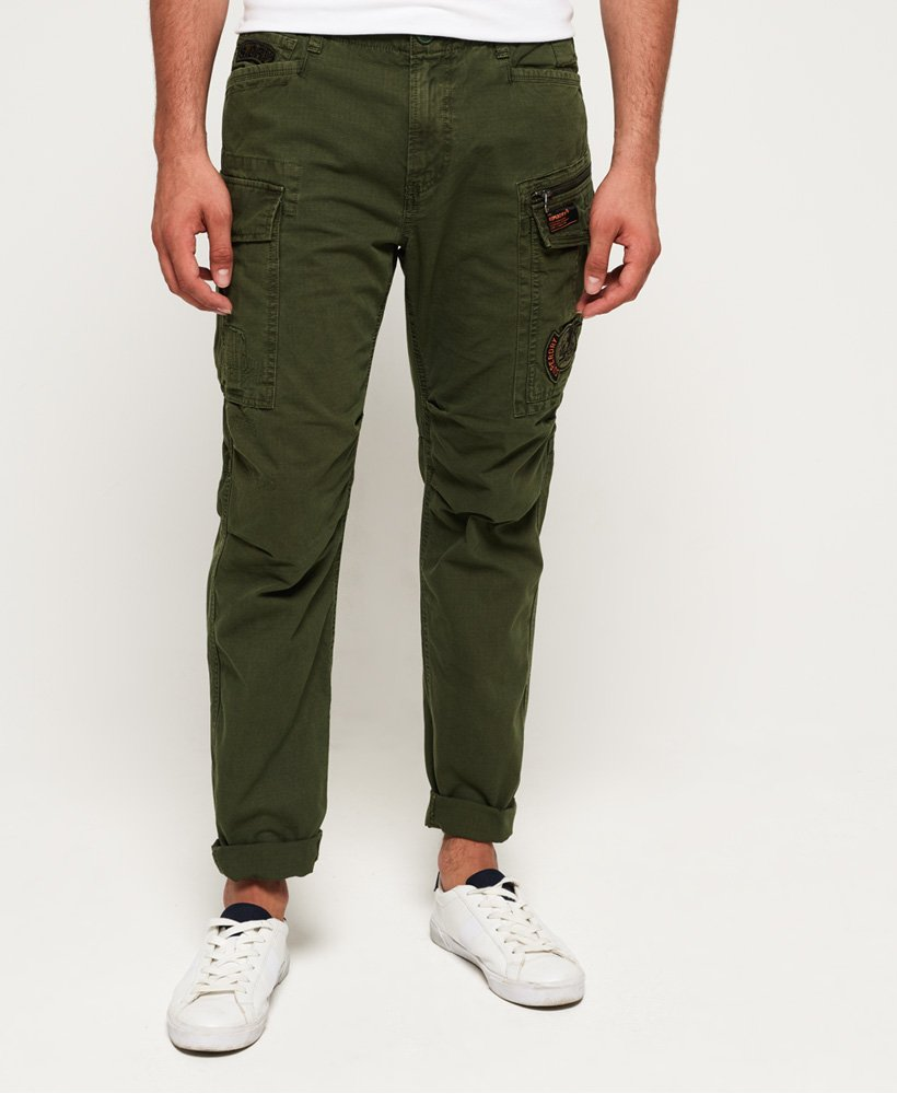 Superdry Core Parachute Cargo Pants thumbnail 1